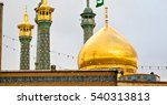 blur in iran  and old antique... | Shutterstock . vector #540313813