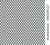 3d Illustration Metal Grid....