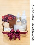 Small photo of amenity gift set