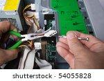 electrician | Shutterstock . vector #54055828
