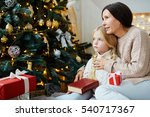 magic holiday | Shutterstock . vector #540717367