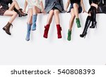 Many Colorful Boots Series....