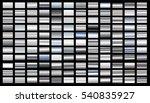 silver gradient background... | Shutterstock .eps vector #540835927