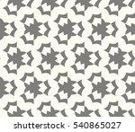 vector seamless pattern.... | Shutterstock .eps vector #540865027