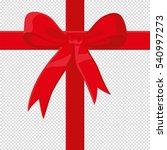 ribbon  icons. vector... | Shutterstock .eps vector #540997273