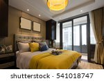 decoration and design of modern ... | Shutterstock . vector #541018747