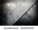 grunge of metal design...   Shutterstock . vector #541033147