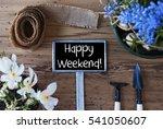spring flowers  sign  text...   Shutterstock . vector #541050607