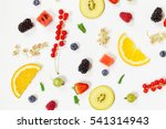 fruit background | Shutterstock . vector #541314943