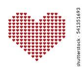 vector illustration of big red...   Shutterstock .eps vector #541351693