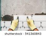 industrial worker  handyman... | Shutterstock . vector #541360843
