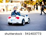 hey  what is there  cute little ... | Shutterstock . vector #541403773