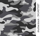 camouflage pattern background.... | Shutterstock .eps vector #541407337