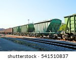 Freight Railroad Cars