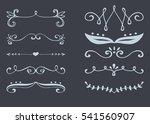 vector illustration on a... | Shutterstock .eps vector #541560907