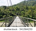 tauranga bridge in new zealand  ... | Shutterstock . vector #541584253