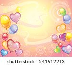 colorful holiday background...