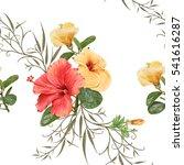 illustration of beautiful... | Shutterstock . vector #541616287
