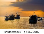Photo Of Fishing Boats In...