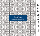 Vector Seamless Pattern For...