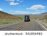 truck  usa | Shutterstock . vector #541856983