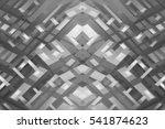 abstract illustration grey... | Shutterstock . vector #541874623