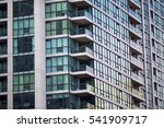 apartment building | Shutterstock . vector #541909717