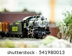 Miniature Toy Model Train...
