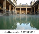 Roman Baths In Bath Spa ...