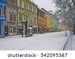 kosice  slovakia   december 11  ...   Shutterstock . vector #542095387