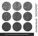 gradient shading vector... | Shutterstock .eps vector #542140987