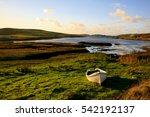 west atlantic way  ireland | Shutterstock . vector #542192137