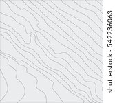 topographic map background... | Shutterstock .eps vector #542236063