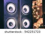 music speaker | Shutterstock . vector #542251723