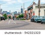 new york city   july 27  2016 ... | Shutterstock . vector #542321323