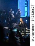 belgrade  serbia   june 17th ...   Shutterstock . vector #542326627