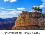 incredible view of breathtaking ... | Shutterstock . vector #542341363