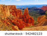 gorgeous view of breathtaking... | Shutterstock . vector #542482123