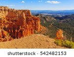 beautiful view of breathtaking... | Shutterstock . vector #542482153