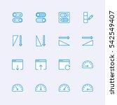 multimedia icons | Shutterstock .eps vector #542549407