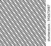 vector seamless texture. modern ... | Shutterstock .eps vector #542673487