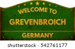 Welcome To Grevenbroich German...