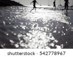 blur people relax on tropical...   Shutterstock . vector #542778967