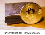 pieces of moroccan hashish laid ... | Shutterstock . vector #542960107