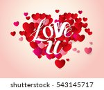 creative vector templates for... | Shutterstock .eps vector #543145717