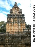 Small photo of Nalanda Gedige temple, ancient complete stone building near Matale on Sri Lanka