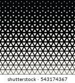 Abstract Geometric Black And...