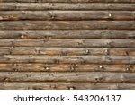 Modern Hand Hewn Natural Log...