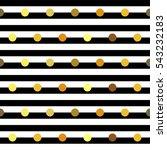 geometrical seamless pattern in ... | Shutterstock .eps vector #543232183