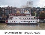 savannah  georgia   november 25 ...   Shutterstock . vector #543307603